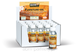 Saicos Furniture Oil (Mobel Oil)  olej do mebli i blatów - 0,3 L